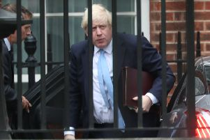 Boris Johnson has nothing to lose now. He could well gamble on a Northern Ireland only backstop