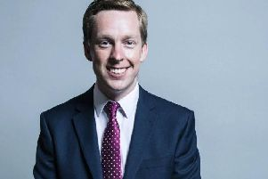 Tom Pursglove MP for Corby