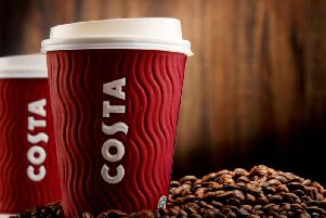 Costa are giving away free coffees for International Coffee Day