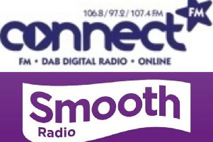 Connect FM has been replaced by Smooth Radio