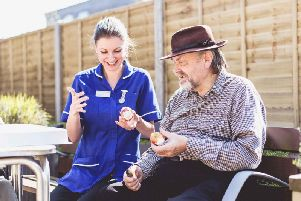 Community nurses are needed by Northamptonshire Healthcare NHS Foundation Trust