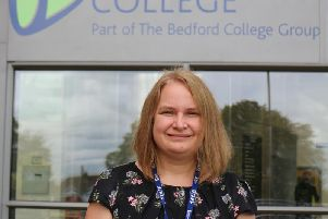 Georgina Ager has responsibility for the Tresham College sites in Northamptonshire.