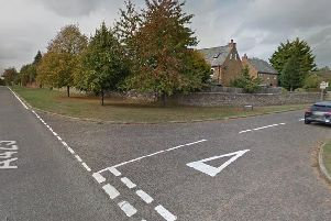 The incident was on Daventry Road, Staverton. Photo: Google