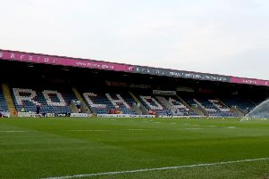 Dons take on Rochdale at Spotland on Tuesday