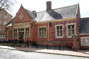 Wellingborough Magistrates' Court.