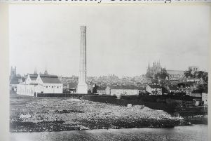 Peterborough's first electricity station at Rivergate