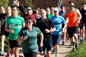 Take part in Parkrun this weekend