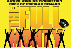 The Full Monty audition on August 20 at The Cresset