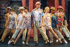 Guys and Dolls, the Key Youth Theatre summer production at the Key. EMN-180822-155933009