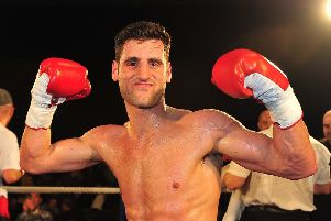 Cello Renda has retired from boxing.