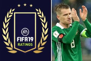 Northern Ireland FIFA 19 player ratings