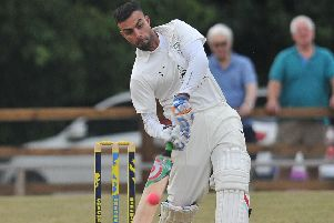 Zeeshan Manzoor went past 1,000 runs in the Leicestershire League season win an innings of 142 not out for Ketton Sports.