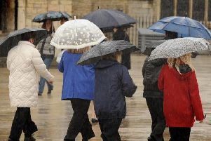 Weather warning issued for Peterborough