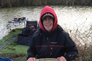 Adam Playford  won the Rookery Waters pairs with Jimmy Brooks.