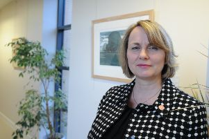 Chief Executive of Cambridgeshire and Peterborough NHS Foundation Trust Tracy Dowling EMN-180129-185312009