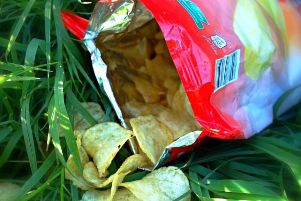 You can recycle crisp packets in Peterborough