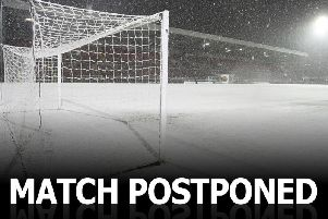 The matches involving Kettering Town and Corby Town have been postponed