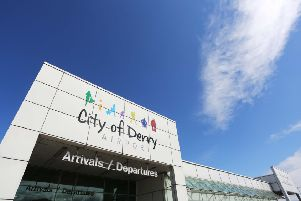 City of Derry Airport (Lorcan Doherty Photography)
