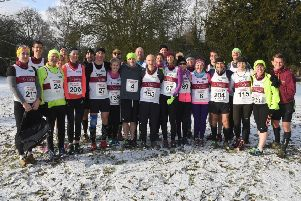 A healthy contingent of Sleaford Striders raced the Rauceby Ripper EMN-190402-154307002