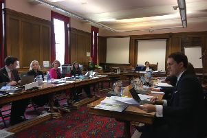 The Public Inquiry at the Town Hall