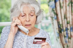 Residents are being warned about the refund scam