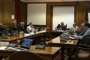 The meeting of the Audit Committee
