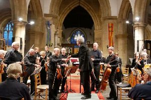 Crendon Chamber Orchestra