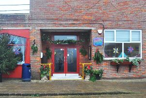 Rudolf Steiner School, Kings Langley decorated for Christmas PNL-160612-115933001