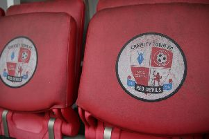 Crawley Town FC. Picture by Getty Images - Pete Norton