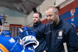 Phantoms coach Slava Koulikov has given up on winning the title.