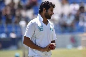 Altaf Ahmed will be Rye Cricket Club's overseas player during the 2019 season