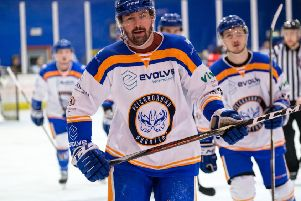 Ales Padelek scored for Phantoms.
