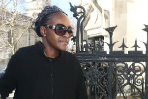 Disgraced MP Fiona Onasanya arrives outside The Royal Courts of Justice for her conviction challenge. The Peterborough MP was jailed for three months after being found guilty of perverting the course of justice by lying to police to avoid a speeding charge. PRESS ASSOCIATION Photo. Picture date: Tuesday March 5, 2019. See PA story COURTS Onasanya. Photo credit should read: Yui Mok/PA Wire EMN-190503-110504001