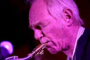 Rick Woolgar is back at The Masons Arms for another jazz evening