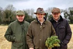The Burgess brothers - the fourth generation of the family behind Produce World.