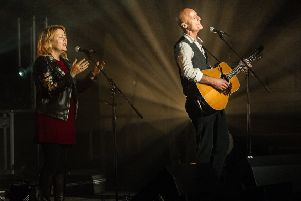 Winter Wilson are in the running for Best Duo in the 2019 Folking Awards. EMN-191103-140314001