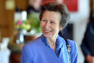 Princess Anne, who will visit Stainless Metalcraft, in Chatteris, next week.
