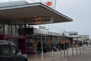Peterborough Station