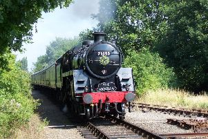 March 23 and 24 is an open weekend at Nene Valley Railway