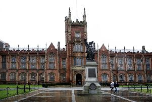 The controversial motion said police officers should only be called on to the QUB campus 'as a last resort'