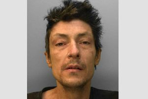 Kindler was jailed for affray and false imprisonment. Picture: Sussex Police