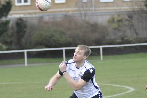 Drew Greenall scored two goals, including a spectacular volley, in Bexhill United's 6-0 win away to Wick