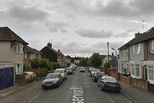 Reservoir Road, Kettering. Credit: Google