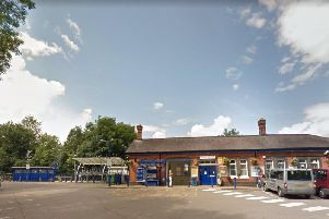 Warwick Railway Station. Photo by Google Streetview.