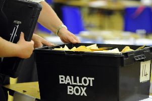The elections are on May 2