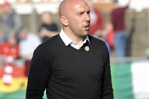 Worthing boss Adam Hinshelwood. Picture by Stephen Goodger.