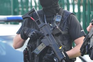 Armed Police in Peterborough