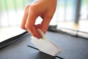 A voter ID system was trialled in North Kesteven at the May local elections.