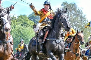 The Sealed Knot event at Deene Park will take place on the bank holiday weekend. NNL-190516-171646005