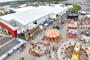 The Balmoral Show. 'Pic: Colm Lenaghan/Pacemaker